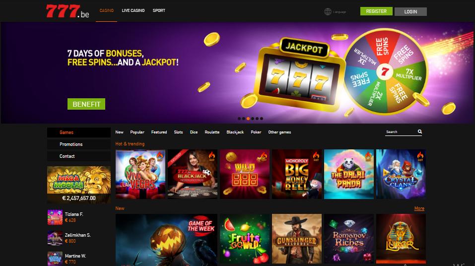 Скачать онлайн казино на реальные деньги
